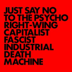 Gnod - Just Say No To The Psycho... (Lp) Rocket Recordings
