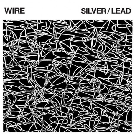 Wire - Silver / Lead (Lp) Pinkflag